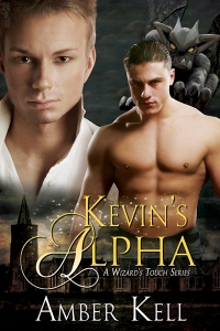 Kevin's Alpha by Amber Kell